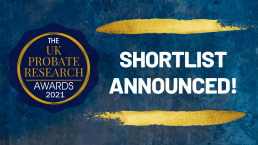 PRA21 - Shortlist announced banner